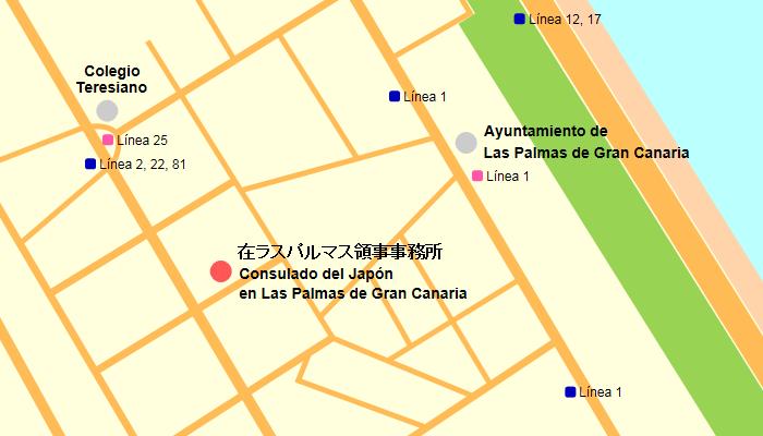 Calendario Palmas.Consulado Del Japon En Las Palmas De Gran Canaria Embajada